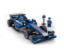 SLUBAN stavebnice Formule F1, 252 dílků (kompatibilní s LEGO)
