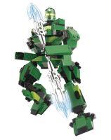 SLUBAN stavebnice Robot Ares, 264 dílků (kompatibilní s LEGO)