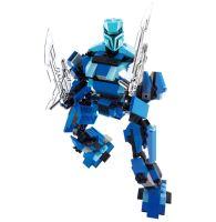 SLUBAN stavebnice Robot Poseidon, 274 dílků (kompatibilní s LEGO)