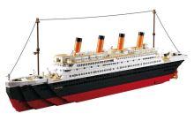 SLUBAN stavebnice Titanic Big, 1018 (kompatibilní s LEGO)