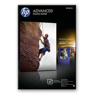 HP papír foto, Advanced Glossy Photo Paper, 250g/m