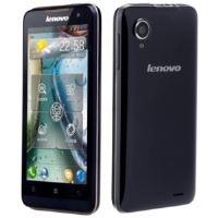 Mobilní telefon Lenovo S880i CZ, černá