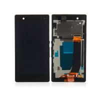 Sony Xperia V (LT25i) LCD + Touch + Frame (Separated) Black