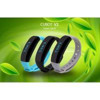 CUBOT V2 0.88 OLED IP65 Bluetooth Smart band Gray