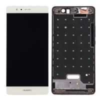 Huawei P9 LCD + Touch + Frame (Assembled) White