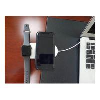 Airpower bezdrátová nabíječka, která umožňuje současně nabíjet iWatch + iPhone X