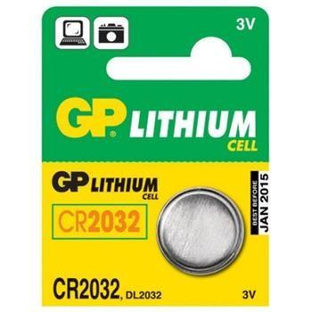 GP CR1620, knoflíková lithiová baterie kompatibilní s CR1620