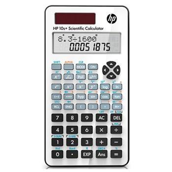 Vědecká kalkulačka HP 10S+, 2 řádkový displej, 240 funkcí