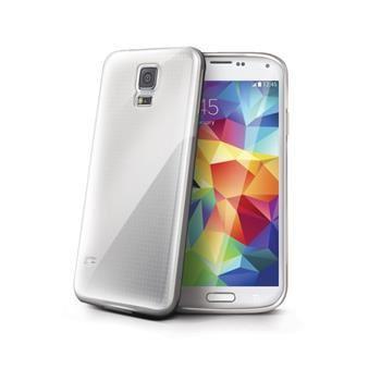 TPU pouzdro CELLY Gelskin pro Samsung Galaxy S5 mini, bezbarvé