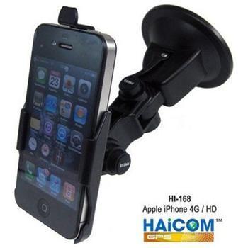 HAICOM flexibilní rameno s přísavkou + držák pro iPhone 4G/ 4S