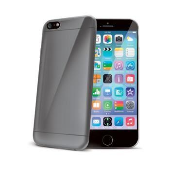 TPU pouzdro CELLY Ultrathin pro Apple iPhone 6/6S, kouřové