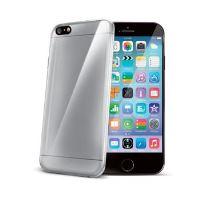 TPU pouzdro CELLY Ultrathin pro Apple iPhone 6/6S, bezbarvé