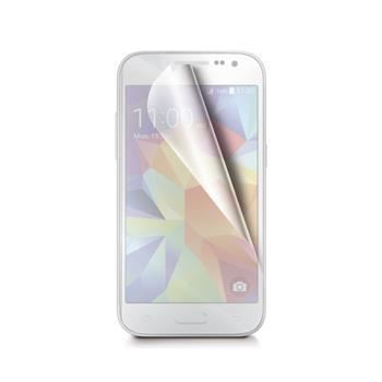 Prémiová ochranná fólie displeje CELLY Perfetto pro Samsung Galaxy Core Prime,  lesklá, 2ks