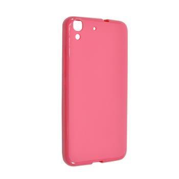 TPU gelové pouzdro FIXED pro Huawei Y6, růžové