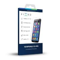 Ochranné tvrzené sklo FIXED pro Microsoft Lumia 550, čiré