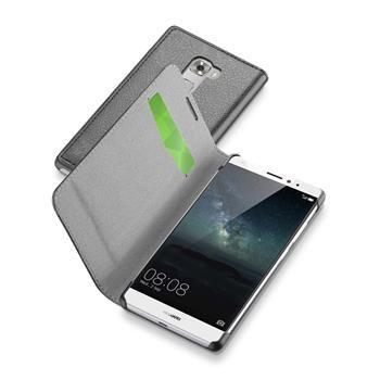 Pouzdro typu kniha CellularLine Book Essential pro Huawei Ascend Mate S, černé