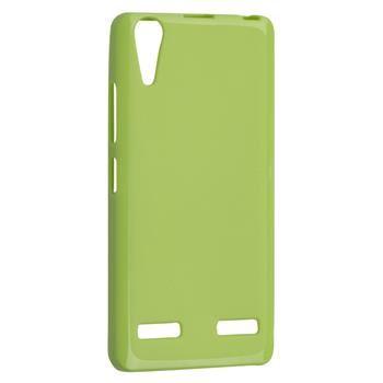 TPU gelové pouzdro FIXED pro Lenovo A6010, zelené