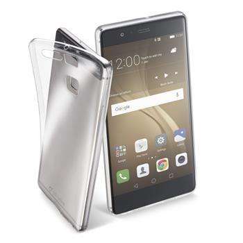 Extratenký zadní kryt CellularLine Fine pro Huawei P9 PLUS, bezbarvý