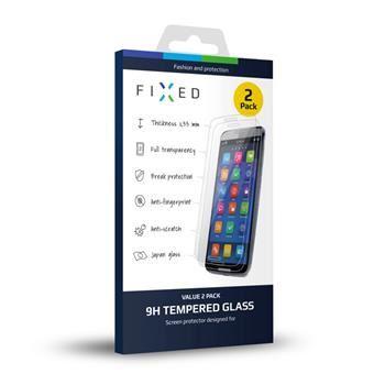 2 ks - Ochranné tvrzené sklo FIXED pro Lenovo Vibe K5/K5 Plus