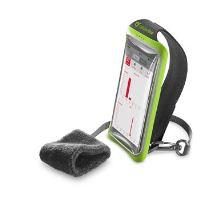 """Sportovní pouzdro CellularLine HANDBAND, pro smartphony do velikosti 5,2"""", černá,rozbaleno"""