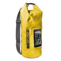 Voděodolný vak CELLY Explorer 10L s kapsou na telefon do 6,2