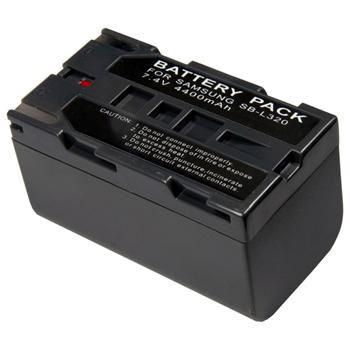 Baterie Extreme Energy typ Samsung SB-L320, Li-Ion 4400 mAh, šedá