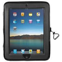 Voděodolné pouzdro Interphone pro Apple iPad 2/iPad 3/iPad 4, úchyt na řídítka, černé