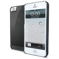 TPU pouzdro CELLY Gelskin pro Apple iPhone 5/5S/SE, černé