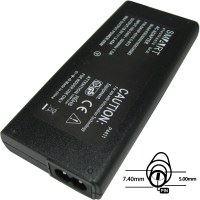 Napájecí adaptér 65W 18,5V, 7.4x5.0 k ntb HP