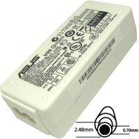 POWER ADAPTER 40W 19V (white), orig. ASUS