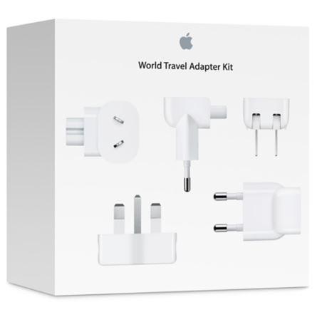 World Travel Adapter Kit