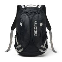 Dicota Backpack Active 14-15.6 black/black