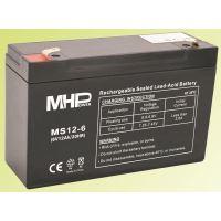 Pb akumulátor MHPower VRLA AGM 6V/12Ah (MS12-6)
