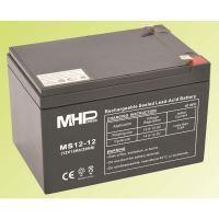 Pb akumulátor MHPower VRLA AGM 12V/12Ah (MS12-12)