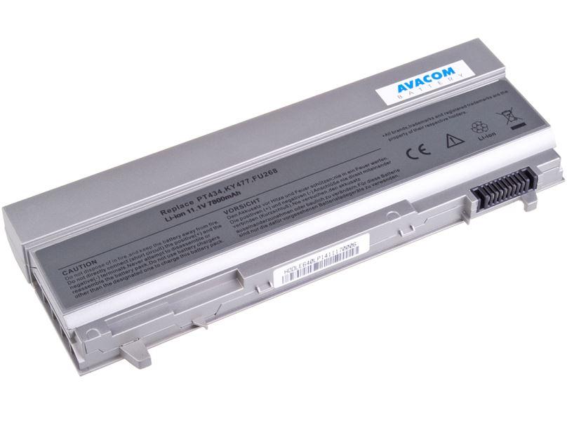 Baterie AVACOM NODE-E64H-806 pro Dell Latitude E6400, E6410, E6500 Li-Ion 11,1V 7800mAh / 87Wh