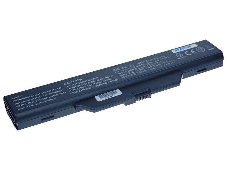 Baterie AVACOM NOHP-672S-806 pro HP Business 6720s, 6730s, 6820s, HP 550 Li-Ion 10,8V 5200mAh