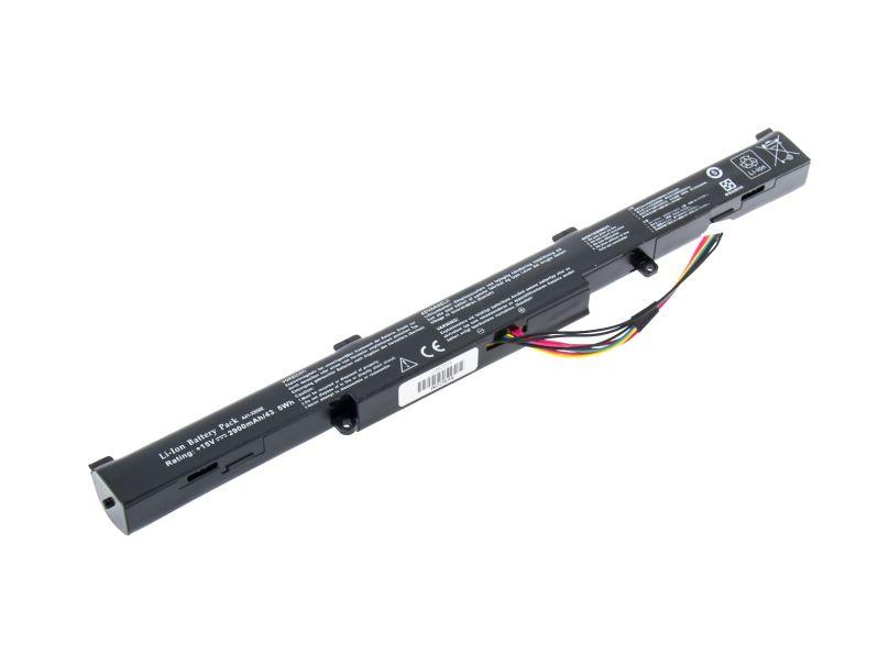 Baterie AVACOM NOAS-X550E-P29 pro Asus X550E, X751  Li-Ion 15V 2900mAh 42Wh