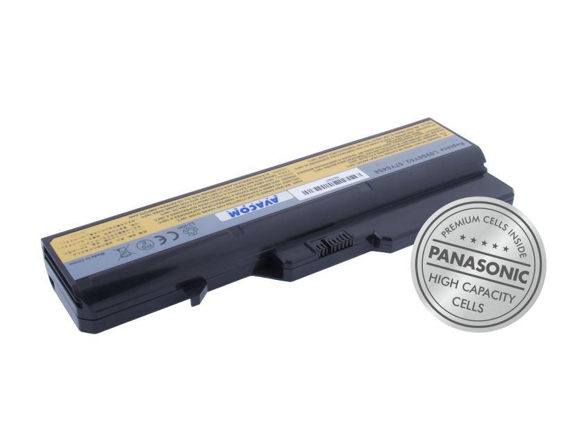 Baterie AVACOM NOLE-G560-P29 pro Lenovo G560, IdeaPad V470 series Li-Ion 10,8V 5800mAh 63Wh