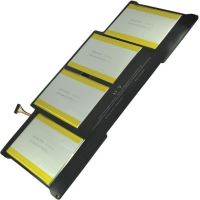 """2-POWER Baterie 7,3V 5200mAh pro Apple MacBook Air 13"""" A1369 Late 2010, Mid 2011, A1466 Mid 2012"""