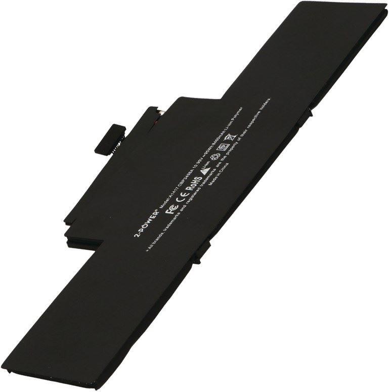 2-POWER Baterie 10,95V 8460mAh pro Apple MacBook Pro 15