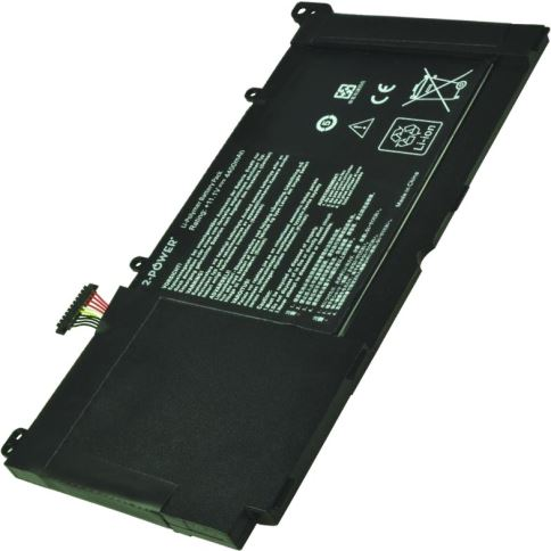 2-POWER Baterie 11,1V 4400mAh pro Asus K551LA, K551LB, K551LN, R551LA, S551LA, S551LB, S551LN