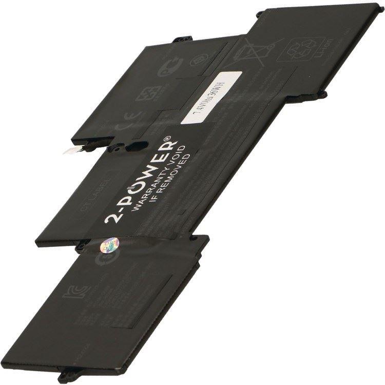2-POWER Baterie 7,4V 4864mAh pro HP EliteBook Folio 1020 G1, HP EliteBook Folio 1020 G2