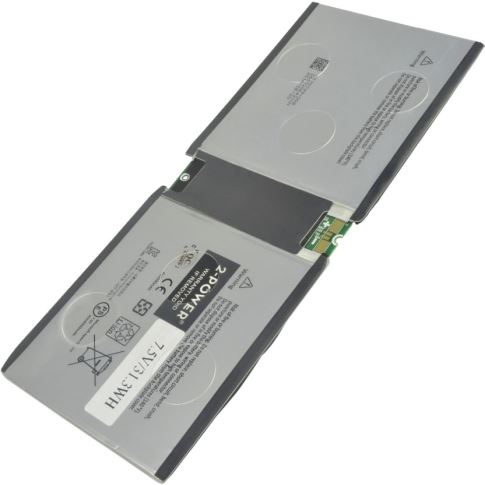 2-POWER Baterie 7,6V 4220mAh pro Microsoft Surface 2, Surface RT2