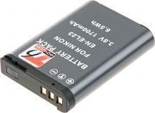 Baterie T6 power Nikon EN-EL23, 1700mAh, černá