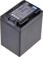 Baterie T6 power Canon BP-745, 4450mAh, černá