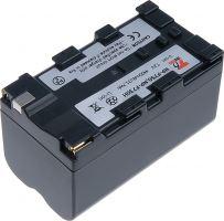 Baterie T6 power Sony NP-F750, NP-F730H, 4600mAh, šedá