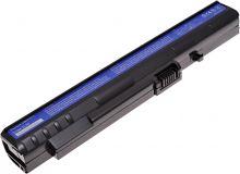 Baterie T6 power Acer Aspire One 8, 9, 10, 1, A110, A150, D150, D250, P531h, 3cell, 2600mAh, black