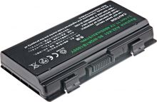 Baterie T6 power Asus X51, X58, T12, 6cell, 4600mAh