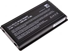 Baterie T6 power Asus F5, X50, X59, 6cell, 5200mAh