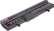 Baterie T6 power Asus Eee PC 1001, 1005, 1101H, R105, 6cell, 5200mAh, black